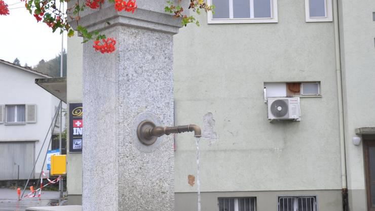 Dorfkern: Das alte Dorfladen-Gebäude in Münchwilen soll durch einen Neubau ersetzt werden. (dvk)
