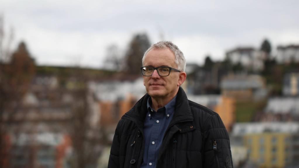 Wird neuer Gemeindepräsident von Herisau AR: Max Eugster (SP).
