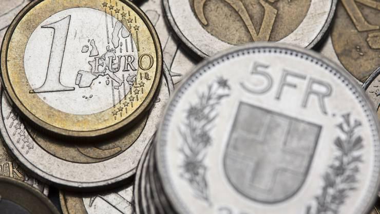 Der Mann verlor nach Aufhebung des Euro-Mindestkurses mehrere Millionen. (Symbolbild)