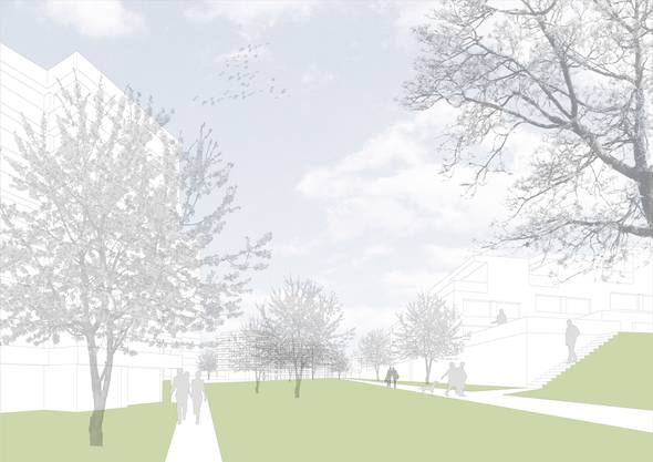 Das Projekt des Büros Egli Rohr