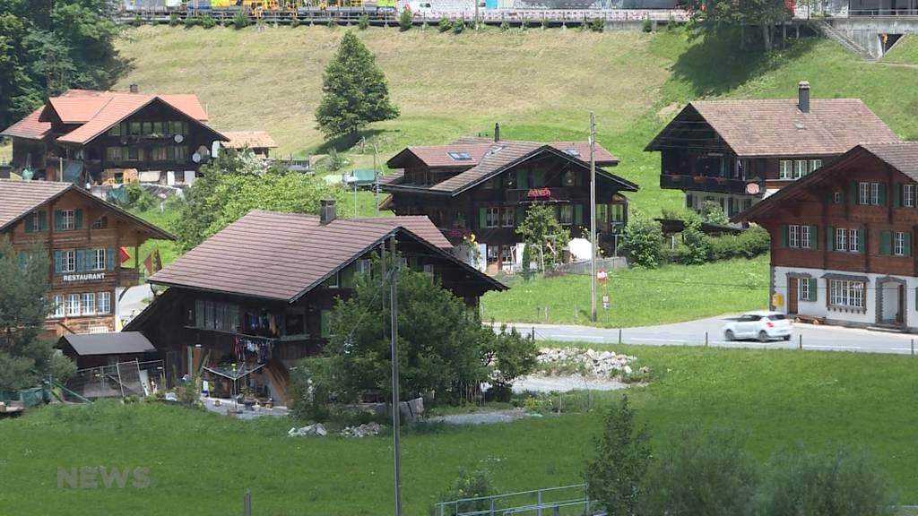 Munitionsräumung Mitholz: Grossteil der Bevölkerung will wegziehen