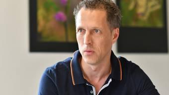 Bernhard Studer gibt seinen Posten ab. (Archiv)
