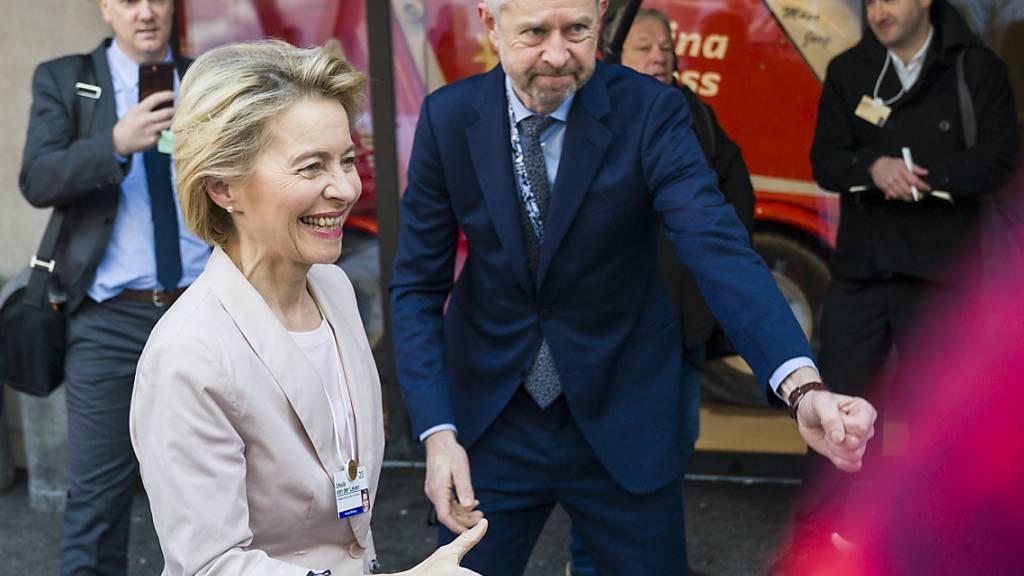 Schweiz kann in der Krise ihr Image stärken