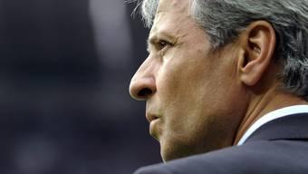 Schweres (Cup-)Los für Gladbach-Coach Lucien Favre