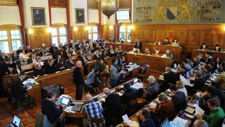 In den letzten vier Jahren stimmten alle Fraktionen des Zürcher Kantonsrates in mindestens 96 Prozent der Abstimmungen geschlossen ab. (Archiv)