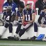 Zum ersten Mal seit 2009 scheitern die Patriots in der «Wild Card Round».