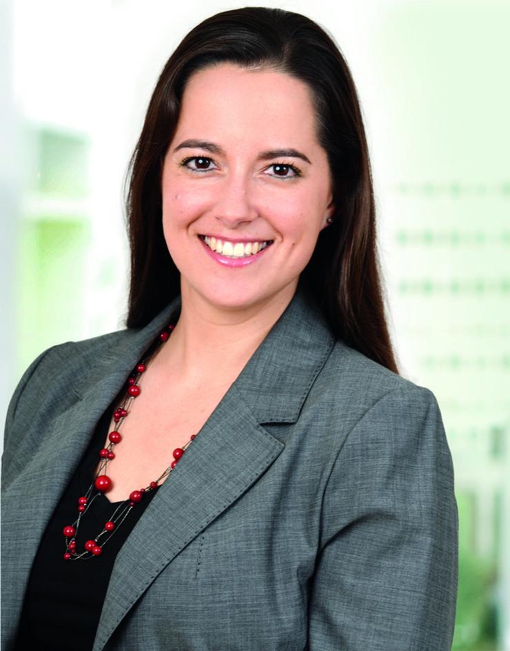 Yvonne Hiller, GLP-Einwohnerrätin