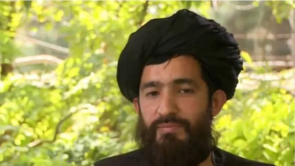 Der Taliban-Funktionär Abdul Qahar Balkhi sprach in einem Interview über die Beziehungen zu westlichen Staaten – auch über die Schweiz.