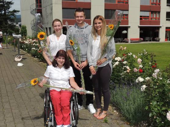 Lehrabschlussfeier Stadt Aarau 2015