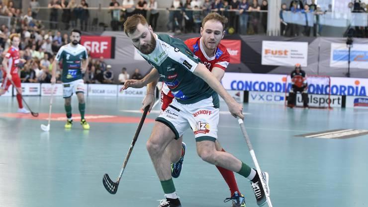 Daniel Johnsson bestreitet nächste Woche sein letztes Spiel für Wiler-Ersigen.