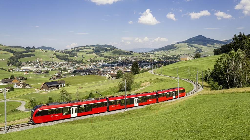 Appenzeller Bahnen prüfen Fusion mit Frauenfeld-Wil-Bahn