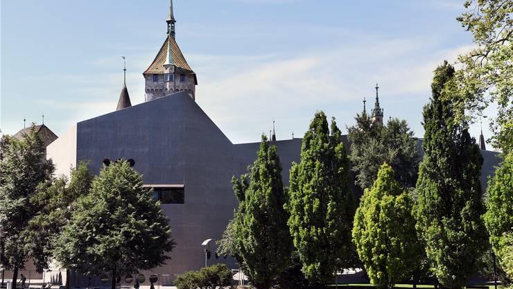 Der Erweiterungsbau des Landesmuseums von Christ & Gantenbein war das grösste zivile Bauprojekt des Bundes.WALTER BIERI/Keystone
