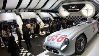 Hersteller von Luxusuhren wollen in Schwellenländern neue Läden öffnen