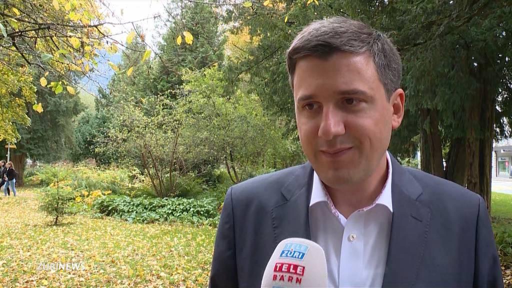 Grünrutsch-Sinnbild: Grüner Jungpolitiker verdrängt im Glarus SVP-Veteran