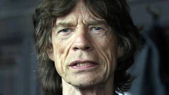 "Mick Jagger wird Gastgeber der US-Satire-Show ""Saturday Night Live"" (Archiv)"