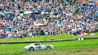 Das Bergrennen lockt jedes Jahr viele Motorsport-Fans nach Reitnau. Hans Peter Schläfli/Archiv