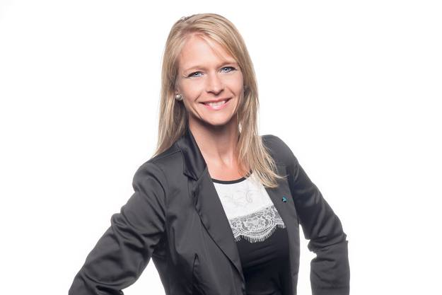 Nicole Müller-Boder, Buttwil, SVP (mit 2755 Stimmen gewählt), bisher