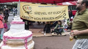 """""""Die Qualität der Beschäftigung in der Schweiz 2008-2018"""" hat sich gemäss einer neuen Publikation des Bundesamts für Statistik leicht verbessert. Unter anderem ging die Schere zwischen Frauen- und Männerlöhnen zu - aber nur ein kleines bisschen. (Symbolbild)"""