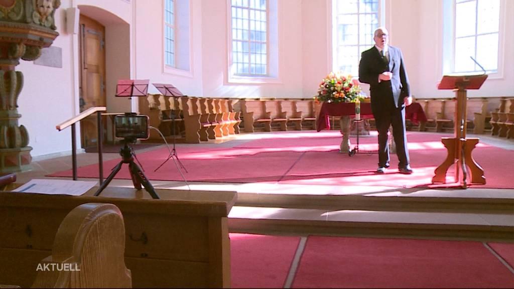 Beten in der Krise: Gottesdienste via Livestream