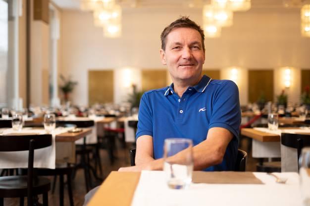 «Der Restauranttester» mit Daniel Bumann.