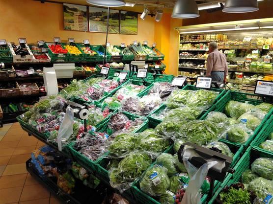 Gemüse ist Gemüse, ob in der Migros...
