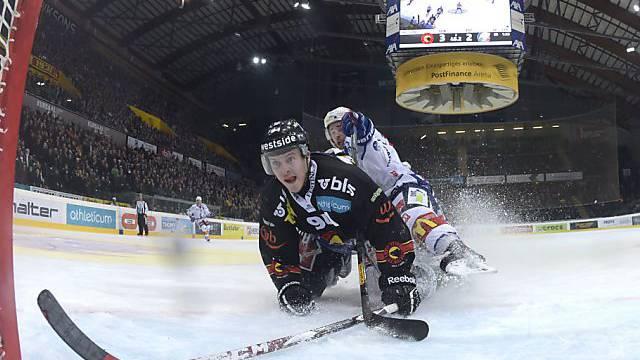 Bertschy verletzte sich im Cupfinal gegen Kloten