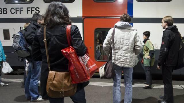Sonderangebot für Bahnpassagiere während den Festtagen