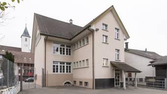 Im Stufenschulhaus in Schupfart wird die 3. und 4. Klasse der Primarschule Fischingertal unterrichtet.
