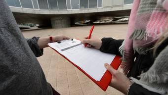 Die Volksinitiative für eine 13. AHV-Rente ist im Bundesblatt publiziert.  (Symbolbild)