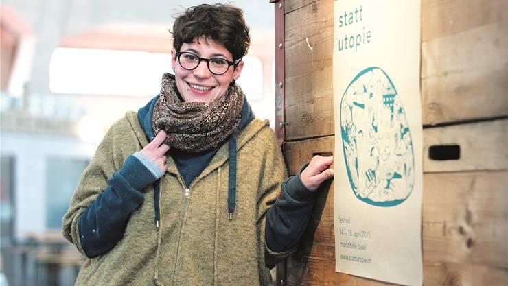 «Mehr Mut zu Experimenten»: Studentin und Festival-Organisatorin Livia Matthäus