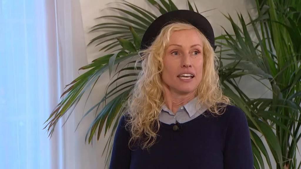 Stuntfrau Simone Bargetze: «Ich kann so schlecht weiblich sein»