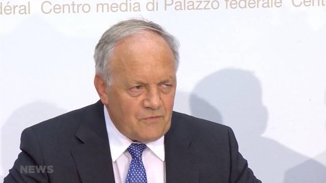 Rücktritt Johann Schneider-Ammann