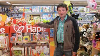 Markus Bachmann glaubt, dass ein offener Montag hilft, die Kunden im Fricktal zu halten.