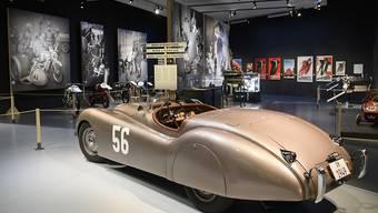 """Ein Jaguar aus guten alten Zeiten - als der Begriff """"Brexit"""" noch nicht kreiert wurde. (Archivbild)"""