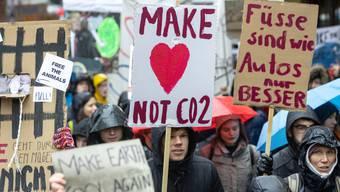 Patrik Müller: «Es gibt nicht die eine Massnahme, die das Problem des Klimawandels löst, es wird eine Mischung verschiedener Massnahmen brauchen.»