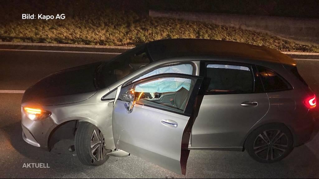 Gefährlicher Irrtum: immer wieder verwechseln Autofahrer die Umfahrung bei Brugg mit einer Autobahn
