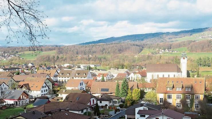 Noch ist der finanzielle Himmel nicht ganz schwarz: Wo führt der Weg der Gemeinde Tägerig in Zukunft hin?