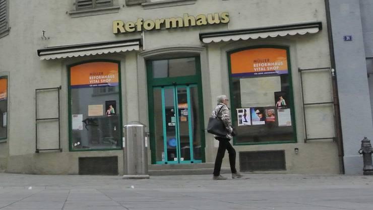 Wo einst das Reformhaus eingemietet war, soll ein neues Geschäft einziehen.