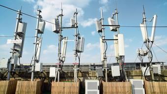 5G-Antennen: Keiner weiss mehr über sie als die Chinesen. Bald stehen sie überall in Europa.