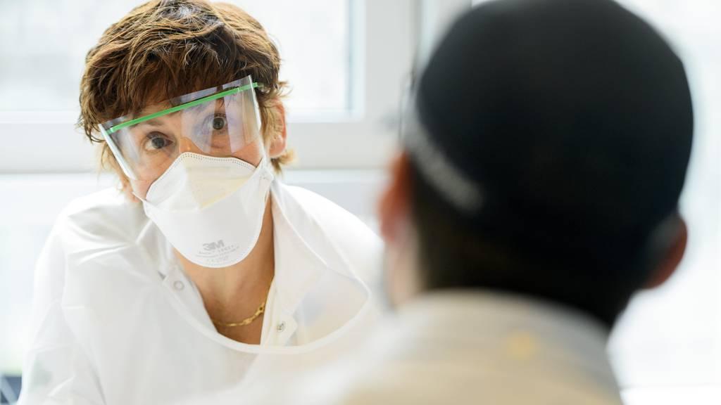 BAG meldet 154 neue Ansteckungen mit dem Coronavirus