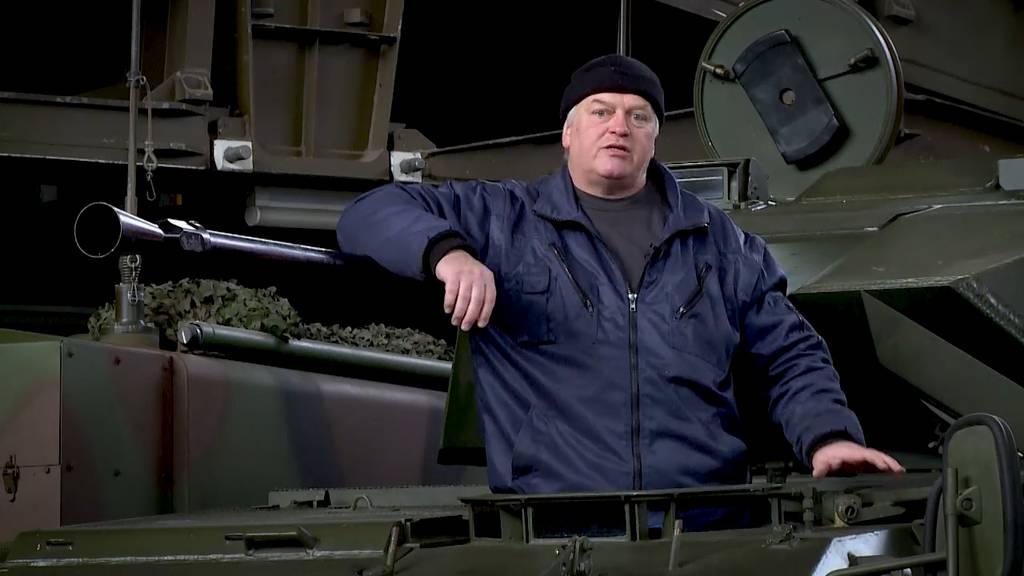 Passion extrem: «Panzer-Uwe» und der Königstiger