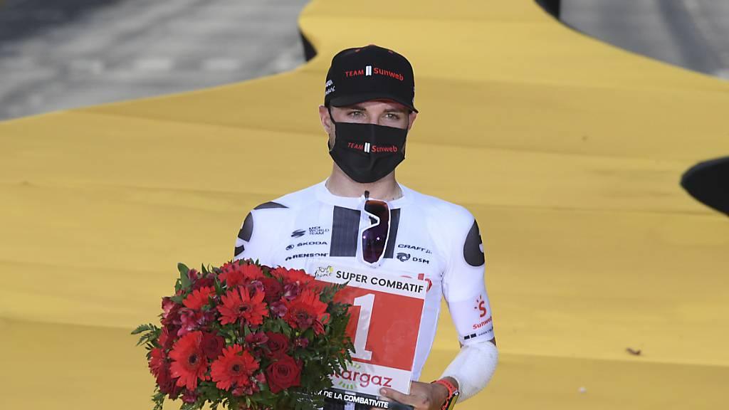 UAE Team Emirates als erstes Radteam geimpft