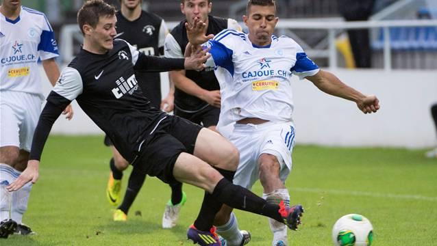 Concordia Basel hat dem FC Grenchen ein Bein gestellt. Bieri