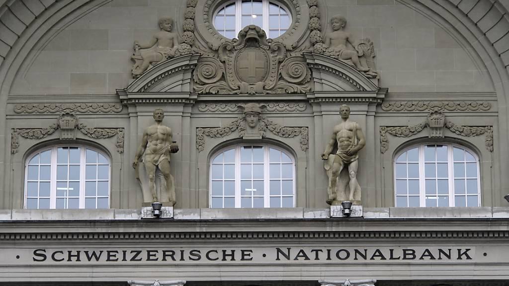 Die SNB hält an ihrer Geldpolitik fest. (Archivbild)