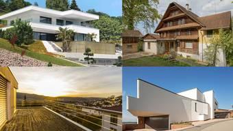 Einen eigenen Pool, viel Wohnraum und den perfekten Ausblick: Für ein traumhaftes Anwesen braucht es eine Menge – vor allem aber Geld.
