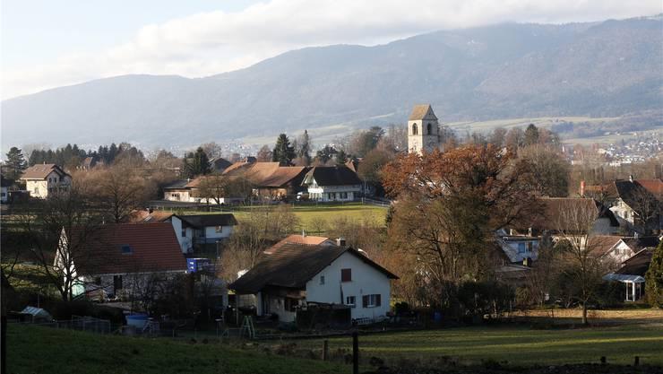 Die Zusammenlegung der Netze der Ortsteile Lüsslingen und Nennigkofen ist nach wie vor Thema.