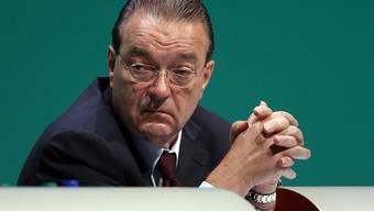 Der neue Konzernchef Oswald Grübel