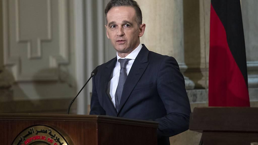 Maas hofft auf Entspannung zwischen Türkei und Griechenland