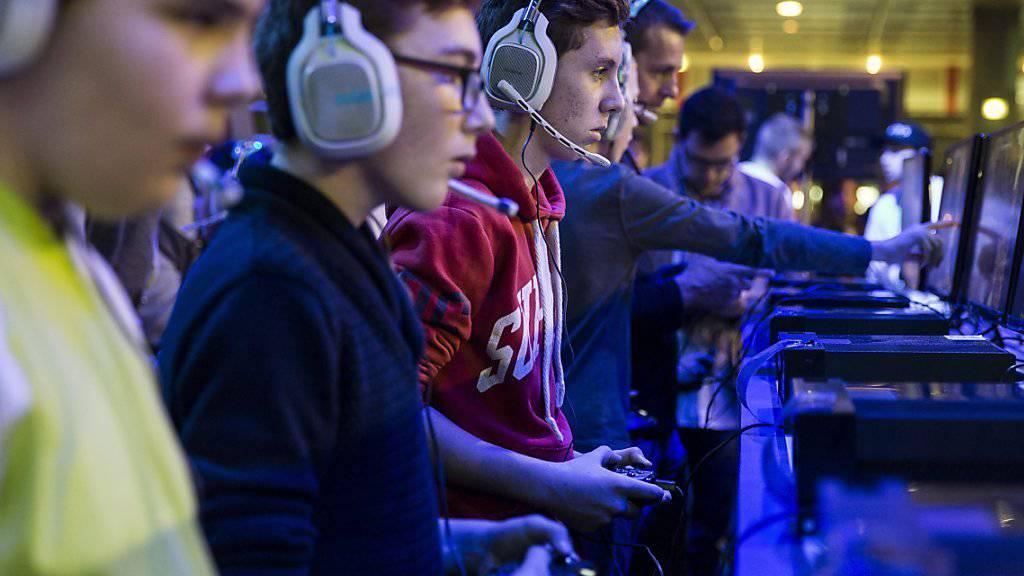 International Games Week in Berlin gestartet