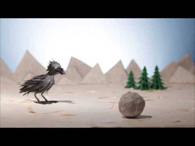 Moes Anthill - Recycling Birds